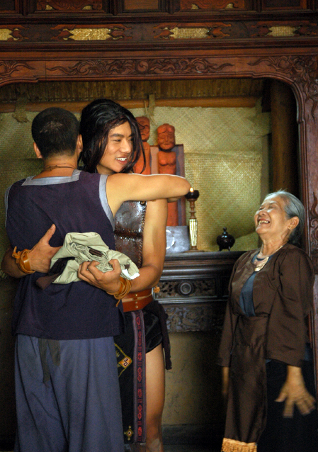 """Hoàn tất khâu chọn diễn viên, những cảnh đầu tiên của bộ phim """"Thạch Sanh"""" đã được khởi quay vào ngày 7/7 vừa qua."""