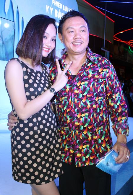 Kiều nữ' của đạo diễn Lê Hoàng sẽ lồng tiếng Việt cho nhân vật voi ma mút con, Peach, trong siêu phẩm hoạt hình 'Ice Age 4'