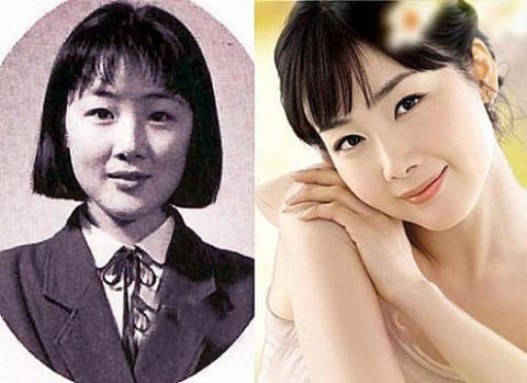 Choi Ji Woo ngày trước còn già hơn hiện tại.