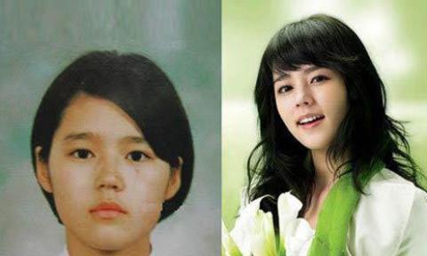 Han Ga In, cơ bản là không có sự thay đổi nhiều.