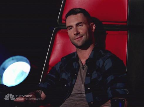 Adam Levine, thủ lĩnh nhóm Maroon 5, là vị huấn luyện viên có đông fan nhất trong