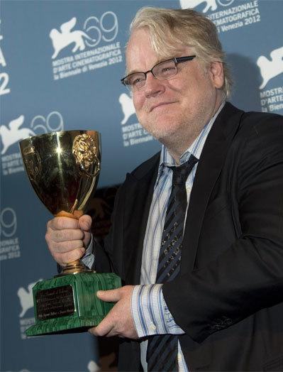 Chủ nhân tượng vàng Oscar nhận giải Nam diễn viên xuất sắc tại LHP Venice.