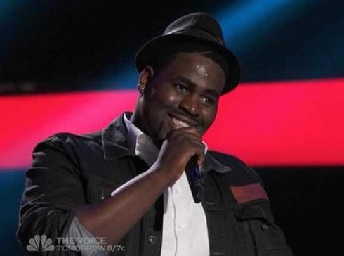 Chàng trai 18 tuổi Trevin Hunte gây ấn tượng trong tập một khi thể hiện giọng ca đầy cảm xúc trong ca khúc