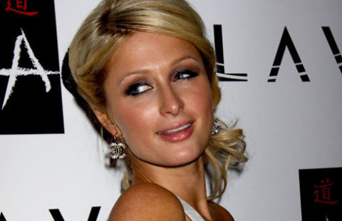 Ngôi sao truyền hình thực tế Paris Hilton. Ảnh: Wenn.