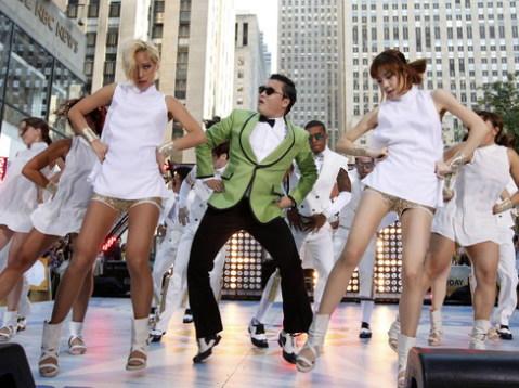 Psy đưa làn sóng K-Pop bùng nổ trên thị trường quốc tế năm nay.