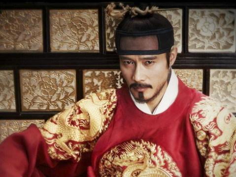 Lee Byung-hun trong một cảnh phim