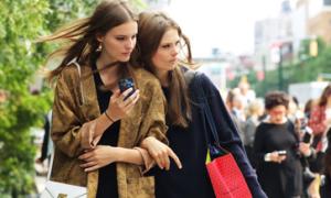 New York giành ngôi kinh đô thời trang số một từ London