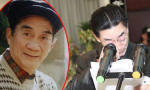 Lục Tiểu Linh Đồng đưa tang cha