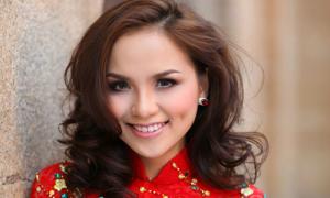 Hoa hậu Diễm Hương bị cấm diễn vì thiếu trung thực