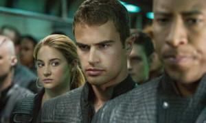 'Divergent' ăn khách nhất Bắc Mỹ tuần qua