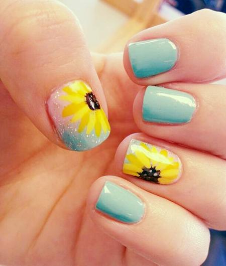 Các mẫu nail rực rỡ cho mùa hè - VnExpress Giải trí