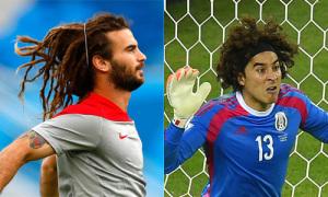 Những kiểu tóc độc của các cầu thủ World Cup
