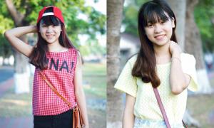 Trang phục khỏe khoắn cho cô gái tuổi teen