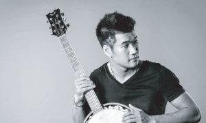 Tạ Quang Thắng pha trộn nhạc dân tộc vào Country Rock
