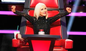 Christina Aguilera trở lại ghế giám khảo The Voice Mỹ
