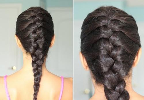 7 kiểu tóc tết dễ thay đổi - VnExpress Giải trí