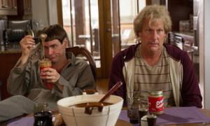 Phim hài của Jim Carrey vất vả vượt 'Big Hero 6' ở Bắc Mỹ