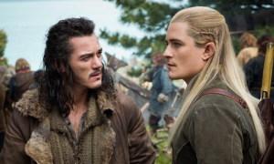 Tập cuối của 'The Hobbit' chiếm lĩnh phòng vé Bắc Mỹ