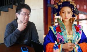 Biên kịch 'Võ Mỵ Nương' phủ nhận bắt chước 'Chân Hoàn truyện'