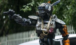 Phim về người máy 'Chappie' dẫn đầu phòng vé Bắc Mỹ
