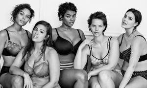 'Đội quân' mẫu béo tuyên chiến với 'thiên thần' Victoria's Secret