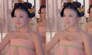 TVB khéo che cảnh nhạy cảm trong phim 'Võ Tắc Thiên'