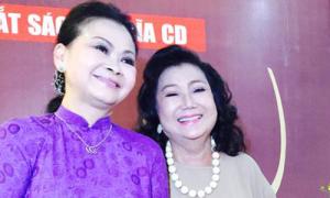 Khánh Ly không lẻ loi khi Kim Cương, Ngọc Giàu bên cạnh