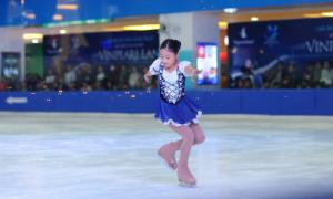 Giải trượt băng nghệ thuật đầu tiên tại Việt Nam