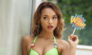 Quỳnh Mai bị cấm diễn vì thi 'chui' Asia's Next Top Model