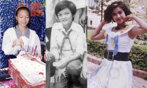 Thời nhỏ đáng yêu của các ngôi sao nhạc Việt