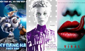8 phim hoạt hình, kinh dị và lãng mạn ra rạp tháng 7