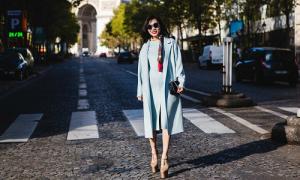 Paris Fashion Show 2017 - nét quyến rũ từ kinh đô thời trang