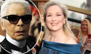 Meryl Streep tố Chanel dối trá về vụ may váy Oscar