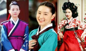 10 'Nữ hoàng cổ trang' khuynh đảo màn ảnh Hàn