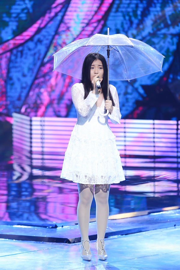 Hot girl Hàn Quốc bị loại khỏi The Voice - VnExpress Giải trí