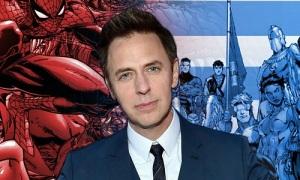 Đạo diễn James Gunn: 'Fan Marvel và DC thật ngớ ngẩn khi cãi nhau'