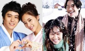 4 cặp sao Hàn gây tiếc nuối vì 'đứt gánh' sau gần chục năm yêu