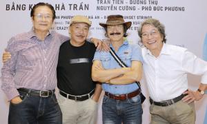 Dương Thụ: 'Tôi sang hơn khi chơi với Trần Tiến, Nguyễn Cường, Phó Đức Phương'