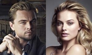 Margot Robbie, LeoDiCaprio, Brad Pitt hội ngộ trong phim mới
