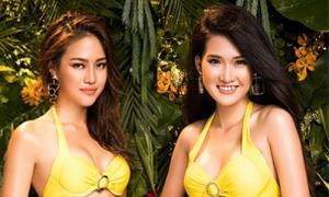 Thí sinh Hoa hậu Siêu quốc gia Việt Nam khoe sắc vóc với bikini