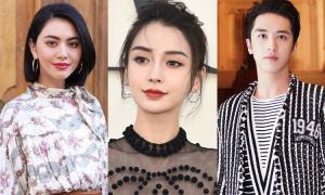 Giai nhân, tài tử châu Á chưng diện ở Tuần thời trang Paris