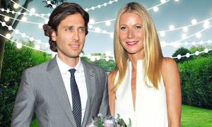 Gwyneth Paltrow làm đám cưới