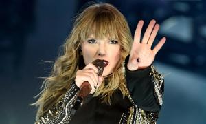 Taylor Swift đại thắng tại Giải thưởng Âm nhạc Mỹ