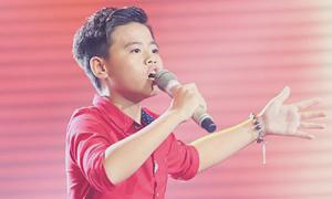 Cậu bé 12 tuổi hát opera gây phấn khích tại The Voice Kids