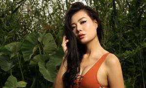 Gu mặc gợi cảm của 'Lan cave' Thanh Hương