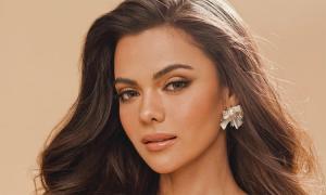Sắc vóc tân Hoa hậu Liên lục địa