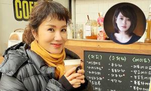Kim Hye Soo gửi xe cà phê đến phim trường ủng hộ Uhm Jung Hwa