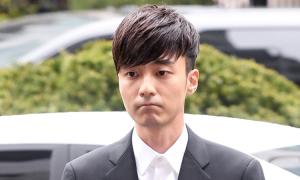 Ca sĩ Hàn xin lỗi người thân vì bê bối phát tán ảnh sex