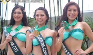 Nhiều thí sinh Hoa hậu Trái đất Philippines bị chê nhan sắc