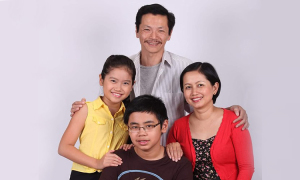 Trung Anh: 'Tôi dành danh hiệu Nghệ sĩ Nhân dân cho vợ'